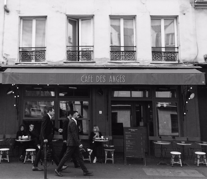 """""""Café Des Anges"""" photography by Charbel Torbey"""