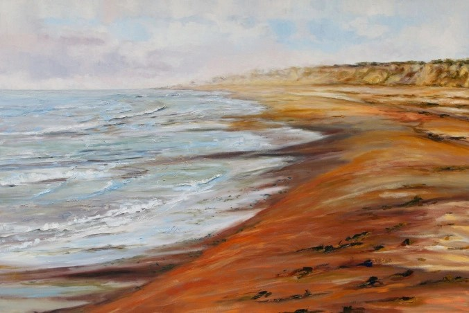 """""""Blooming Point PEI, a meditation on World Peace"""" by Terrill Welch"""