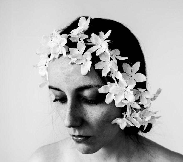 """Flower Girl"" by Elina Lahti"
